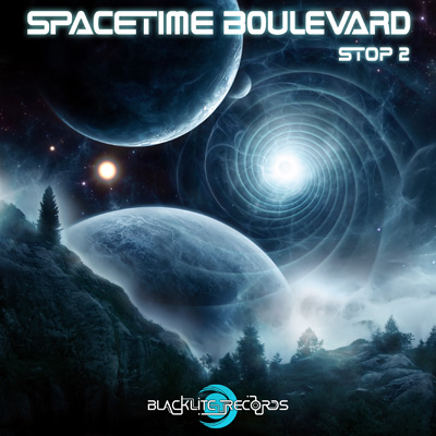 Spacetime Boulevard Stop 2 - AAVV