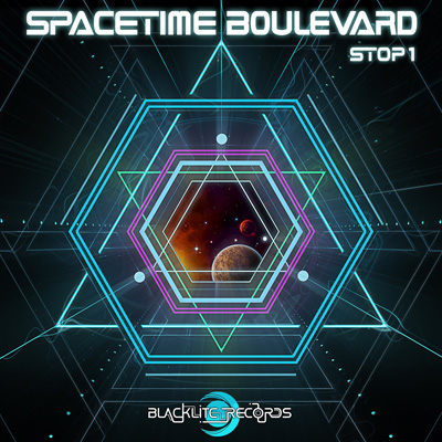 Spacetime boulevard - Stop one - AAVV