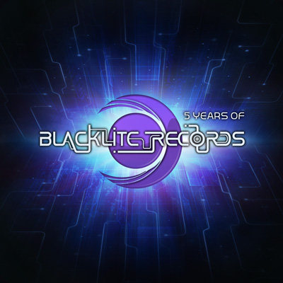 5 Years of Blacklite Records - AAVV